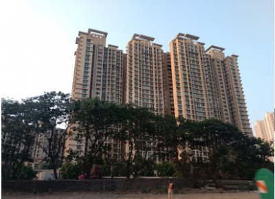 Gallery Cover Image of 1110 Sq.ft 3 BHK Apartment for rent in Thane West for 28000