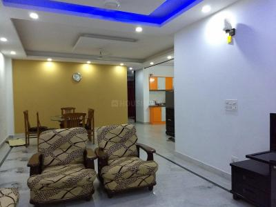 Gallery Cover Image of 2100 Sq.ft 4 BHK Independent Floor for buy in Saket for 12000000