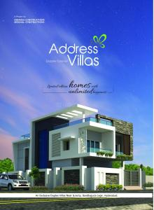 Gallery Cover Image of 3292 Sq.ft 4 BHK Independent House for buy in Bandlaguda Jagir for 22500000