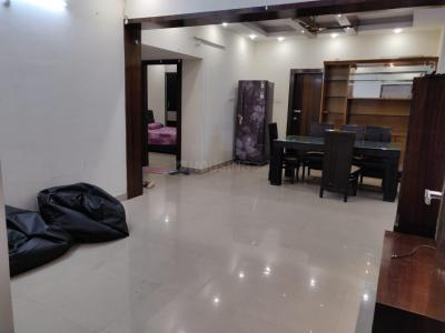 Gallery Cover Image of 1505 Sq.ft 3 BHK Apartment for rent in Muppa Aishwarya Condos, Narsingi for 30000
