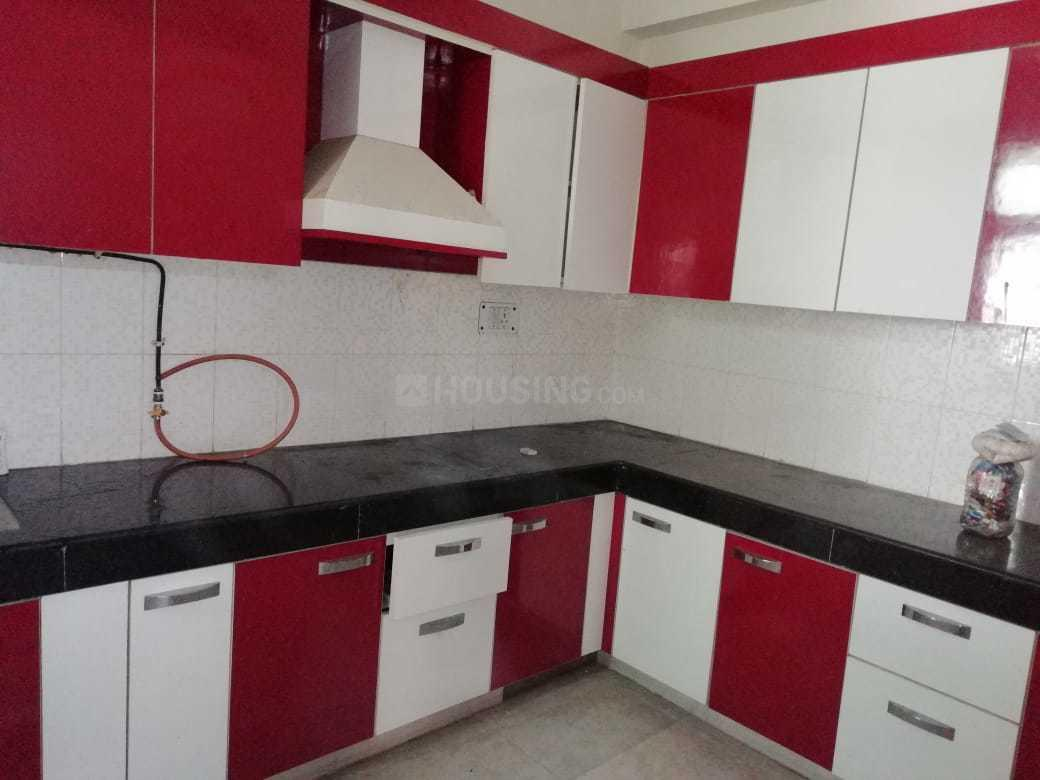 Kitchen Image of 1800 Sq.ft 3 BHK Apartment for rent in Sector 23 Dwarka for 35000