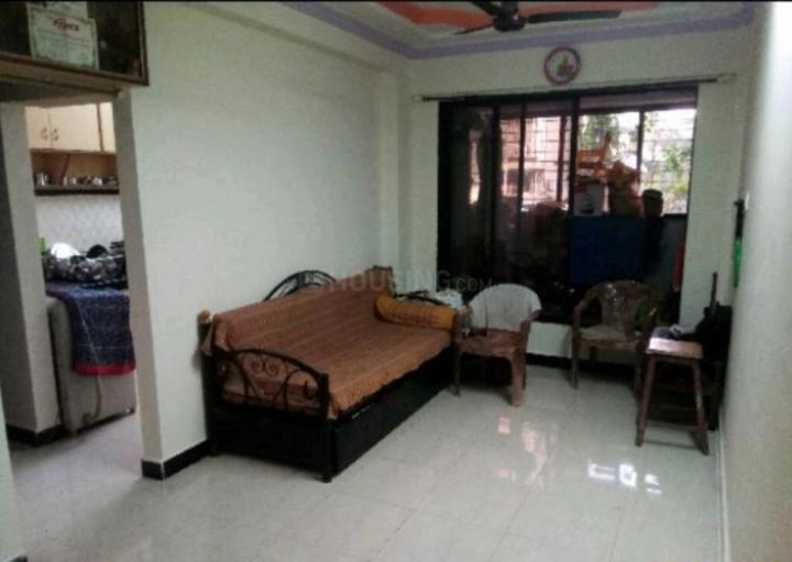 Hall Image of 650 Sq.ft 1 BHK Apartment for buy in Shankar Tower, Sanpada for 10000000