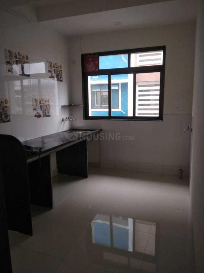 Kitchen Image of 630 Sq.ft 1 BHK Apartment for rent in Badlapur West for 4500