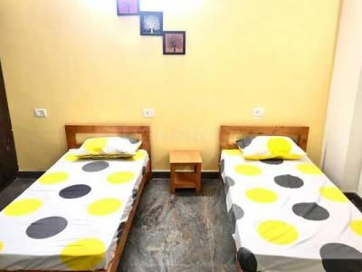 Bedroom Image of Om PG in Pimple Saudagar