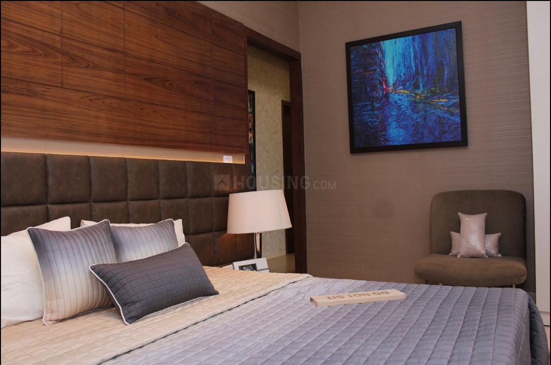 Bedroom Image of 1650 Sq.ft 3 BHK Apartment for buy in Gazipur for 7095000