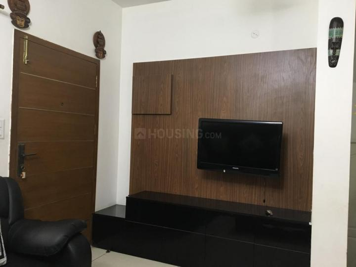 Living Room Image of 1341 Sq.ft 3 BHK Independent House for buy in Semmancheri for 9900000