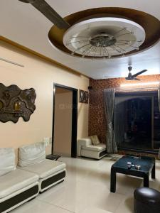 Gallery Cover Image of 2000 Sq.ft 3 BHK Apartment for rent in C Teja Akash Leela, Nerul for 75000