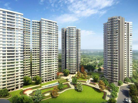 Building Image of 1087 Sq.ft 2 BHK Apartment for rent in Powai for 57000