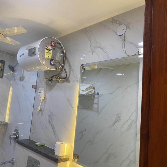 Common Bathroom Image of Boutique Apartment in Sector 14