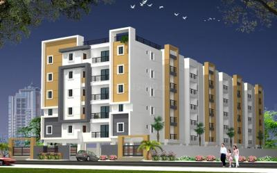 Gallery Cover Image of 1100 Sq.ft 2 BHK Apartment for buy in Bhadurpalle for 3520000