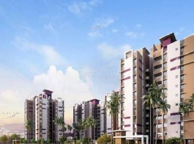 Gallery Cover Image of 888 Sq.ft 3 BHK Apartment for buy in Merlin Waterfront, Botanical Garden Area for 6000000