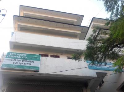 Building Image of Eco House PG in Yeshwanthpur