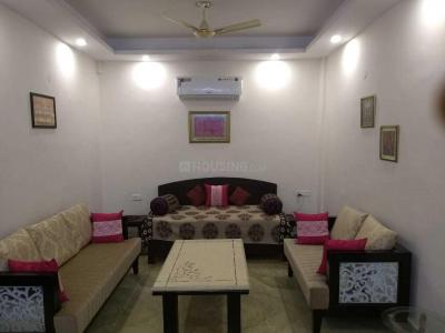 Gallery Cover Image of 1200 Sq.ft 2 BHK Independent Floor for rent in DLF Phase 4 for 32000