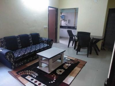 Gallery Cover Image of 750 Sq.ft 1 BHK Apartment for rent in Parshwanath Atlantis Park, Sughad for 14000