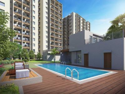 Gallery Cover Image of 1008 Sq.ft 2 BHK Apartment for buy in Dhanori for 5400000