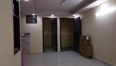 Gallery Cover Image of 1500 Sq.ft 3 BHK Independent Floor for rent in Chhattarpur for 19000