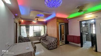 Gallery Cover Image of 1200 Sq.ft 3 BHK Apartment for rent in RNA NG NG Suncity Phase II, Kandivali East for 45000
