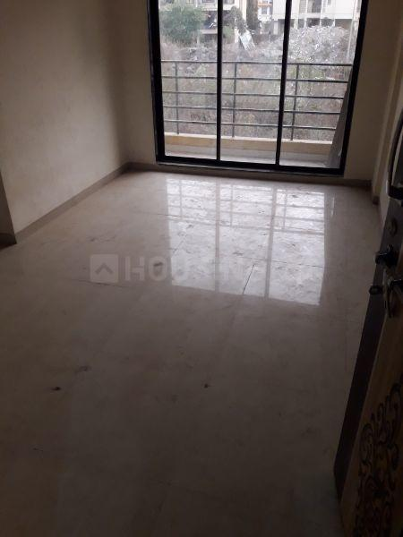 Living Room Image of 650 Sq.ft 1 BHK Apartment for rent in Karanjade for 6000