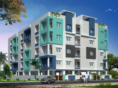 Gallery Cover Image of 1475 Sq.ft 3 BHK Apartment for buy in Pragathi Nagar for 5457500