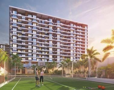 Gallery Cover Image of 1379 Sq.ft 3 BHK Apartment for buy in Thergaon for 8500000
