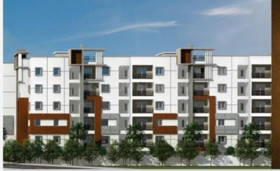Gallery Cover Image of 1185 Sq.ft 2 BHK Apartment for buy in Nacharam for 5100000