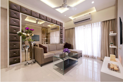Gallery Cover Image of 700 Sq.ft 1 BHK Apartment for buy in Neha Heena Presidency, Mira Road East for 5460000