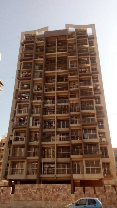 Building Image of 985 Sq.ft 2 BHK Apartment for rent in Kalamboli for 14000