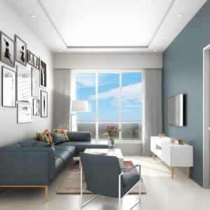 Gallery Cover Image of 960 Sq.ft 2 BHK Apartment for buy in Nine Dimensions Shanta Durga, Mahim for 34000000