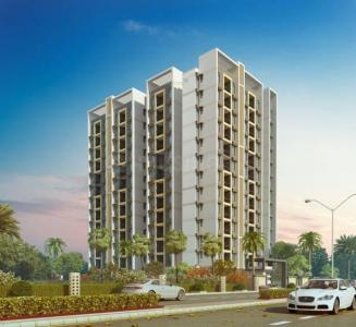 Gallery Cover Image of 847 Sq.ft 2 BHK Apartment for buy in Sunshine Aditya, Hanuman Nagar for 2713216