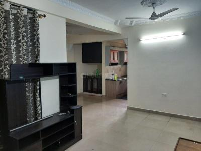 Gallery Cover Image of 1050 Sq.ft 2 BHK Apartment for rent in Ahad Silver Pride, Harlur for 19000