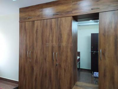 Gallery Cover Image of 650 Sq.ft 1 BHK Apartment for rent in Madhapur for 21000