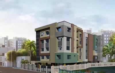 Gallery Cover Image of 864 Sq.ft 2 BHK Apartment for buy in Basundhara Apartment, Behala for 2160000