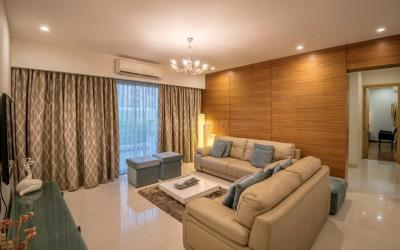 Gallery Cover Image of 1975 Sq.ft 3 BHK Apartment for rent in Tuscan Estate Phase I and Phase II, Kharadi for 35000