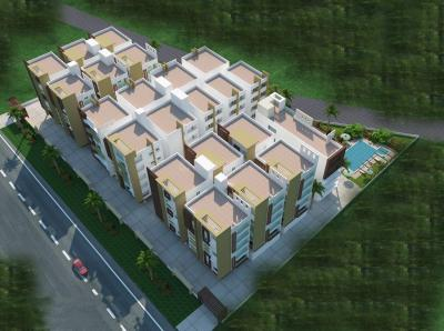 Gallery Cover Image of 945 Sq.ft 2 BHK Apartment for buy in Sai Maharaj Vihar, Uppal for 4400000