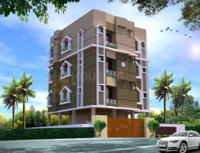 Gallery Cover Image of 698 Sq.ft 2 BHK Apartment for buy in Nayabad for 2800000