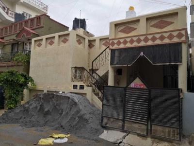 Gallery Cover Image of 1200 Sq.ft 2 BHK Independent House for rent in Kasavanahalli for 18000
