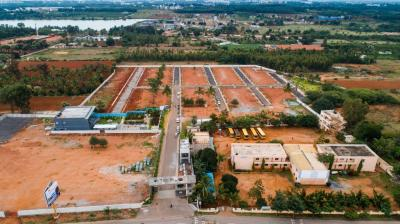 1200 Sq.ft Residential Plot for Sale in Choodasandra, Bangalore