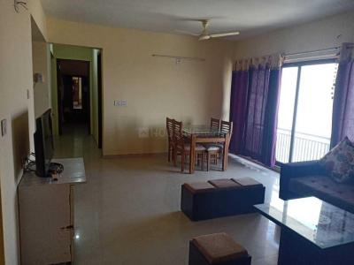 Gallery Cover Image of 1710 Sq.ft 3 BHK Apartment for rent in Poddar Palm Meadows, Vejalpur for 34000