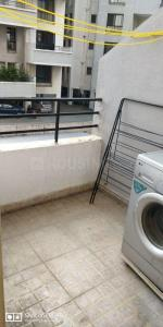 Balcony Image of 900 Sq.ft 2 BHK Apartment for buy in D And P Panchawati, Warje for 7000000