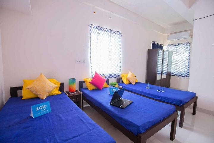 Bedroom Image of Zolo Nook in Kovilambakkam