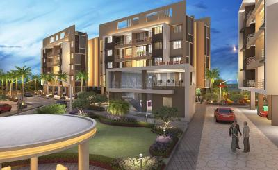 Gallery Cover Image of 650 Sq.ft 1 BHK Apartment for buy in Panvel for 3100000