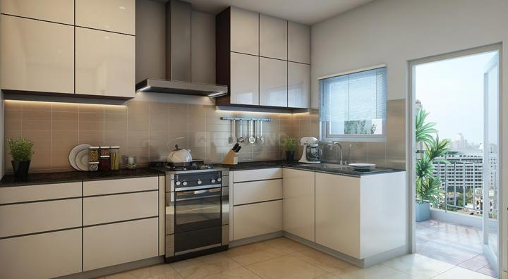 Kitchen Image of 2220 Sq.ft 3 BHK Apartment for buy in Moosapet for 15000000