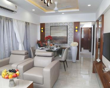 Gallery Cover Image of 974 Sq.ft 2 BHK Apartment for buy in JK IRIS, Mira Road East for 7523000