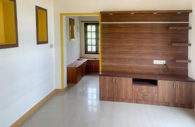 Gallery Cover Image of 1200 Sq.ft 3 BHK Independent House for rent in Anjanapura Township for 40000