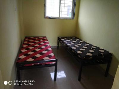 Bedroom Image of Om Sai PG in Wagholi