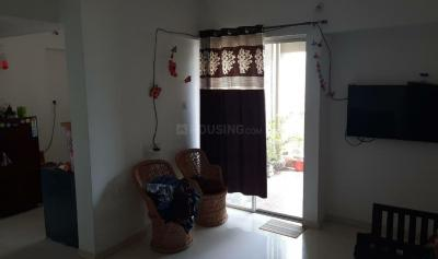 Gallery Cover Image of 967 Sq.ft 2 BHK Apartment for rent in Majestique Manhattan, Wagholi for 13000