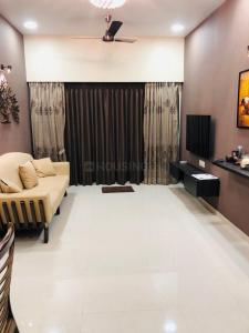 Gallery Cover Image of 612 Sq.ft 1 BHK Apartment for rent in Thane West for 22000