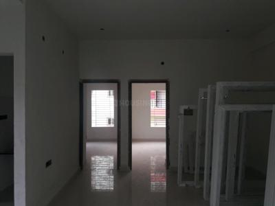 Gallery Cover Image of 1100 Sq.ft 2 BHK Apartment for rent in Hebbal Kempapura for 16000
