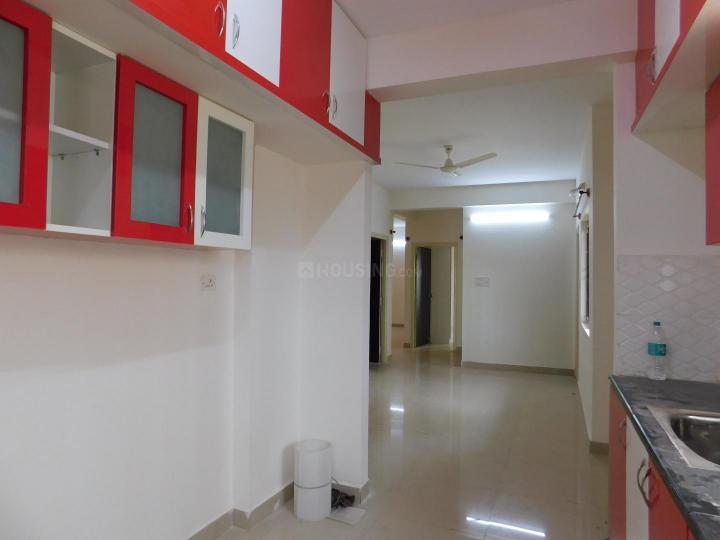 Living Room Image of 1340 Sq.ft 3 BHK Apartment for rent in Battarahalli for 22000