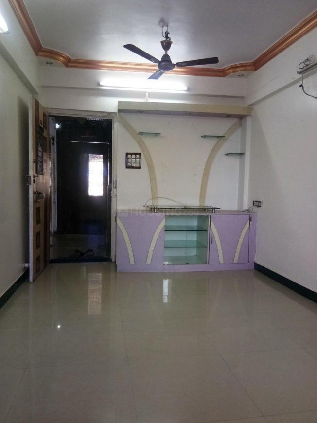 Living Room Image of 1100 Sq.ft 2 BHK Apartment for rent in Airoli for 30000